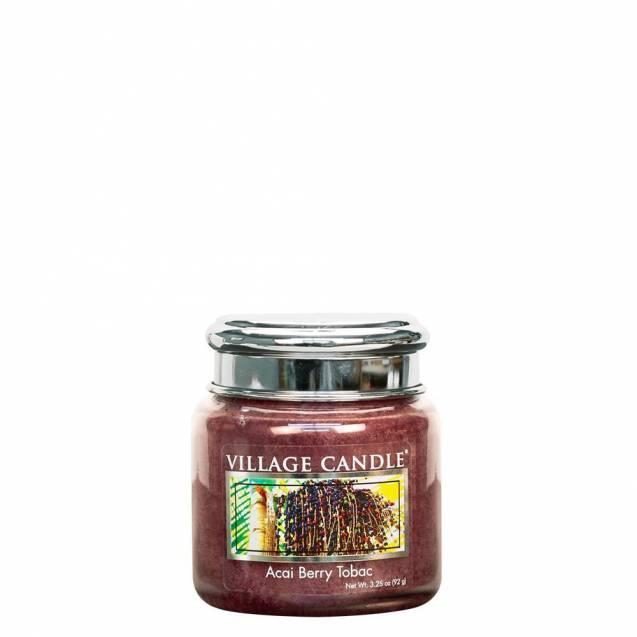 Свеча Village Candle Ягоды асаи- табак  (время горения до 25ч)