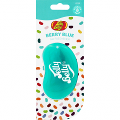 Ароматизатор для авто Голубика 3D Jelly Belly 18г
