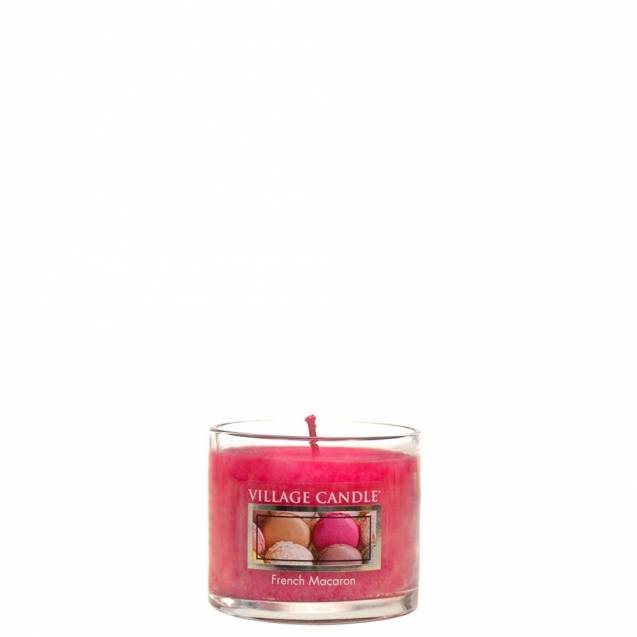 Свеча Village Candle Французский Макарон  (время горения до 10ч)