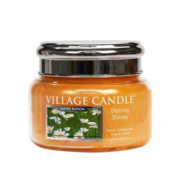 Свеча Village Candle Танец Маргариток (время горения до 55ч)