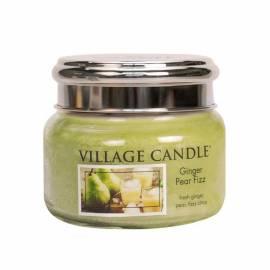 Свеча Village Candle Игристый имбирь с грушей  (время горения до 55ч)