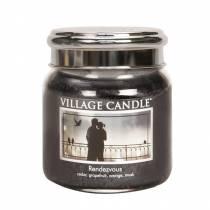 Свеча Village Candle Рандеву   (время горения до 105ч)