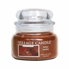Свеча Village Candle Итальянская кожа   (время горения до 55ч)
