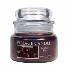 Свеча Village Candle Пачули слива  (время горения до 55ч)