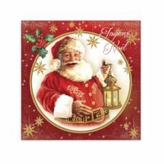 Ароматическое саше Le Blanc С Рождеством Христовым (Апельсин-корица)  8г 16168S