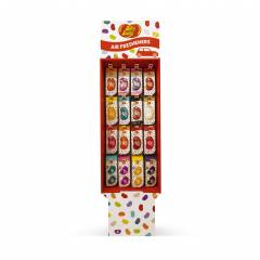 Стенд для ароматизаторов Jelly Belly на 16 видов.