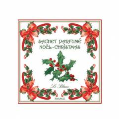 Ароматическое саше Le Blanc  Рождество (Кедр, апельсин, корица) 8г 16162S