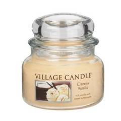 Свеча Village Candle Сливки с ванилью  (время горения до 55ч)