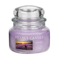 Свеча Village Candle Лаванда  (время горения до 55ч)