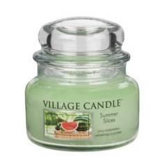 Свеча Village Candle Кусочки лета  (время горения до 55ч)