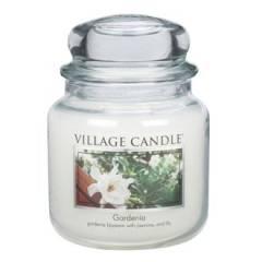 Свеча Village Candle Гардения  (время горения до 105ч)