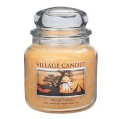 Свеча Village Candle Африканское сафари   (время горения до 105ч)