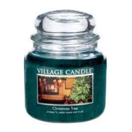 Свеча Village Candle Рождественская елка   (время горения до 105ч)