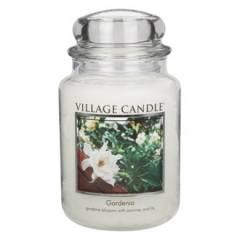 Свеча Village Candle Гардения   (время горения до 170ч)