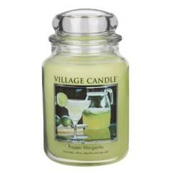 Свеча Village Candle Ледяная маргарита Премиум (время горения до 170ч)