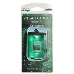 Ароматизатор для авто Village Candle гель  Пихта бальзамическая