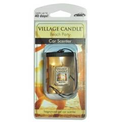 Ароматизатор для авто Village Candle Пляжная вечеринка