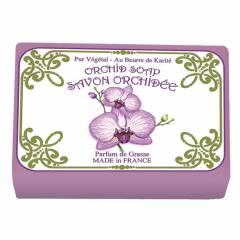 Натуральное мыло Le Blanc  Орхидея 100г