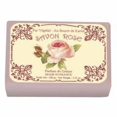 Натуральное мыло Le Blanc  Роза 100г