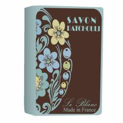 Натуральное мыло Le Blanc Пачули (PATCHOULI) 100г