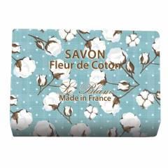 Натуральное мыло Le Blanc FLEUR DE COTON 100г