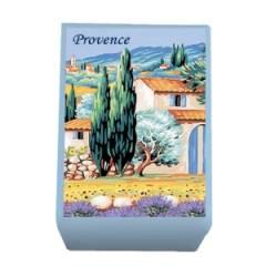 Натуральное мыло Le Blanc  Прованс 1 (Лаванда) 100г