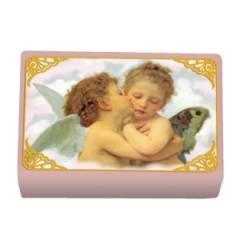 Натуральное мыло Le Blanc Ангел B (Роза) 100г