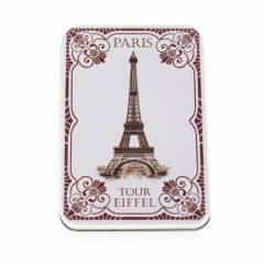 Мыло подарочное в жестяной упаковке Le Blanc Эйфелева Башня, 150г