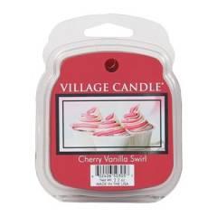 Аромавоск для аромаламп Village Candle  Вишнево-ванильный вихрь 62г (время плавления до 8ч)