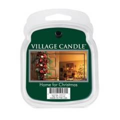 Аромавоск для аромаламп Village Candle Дом для рождества  62г Время плавления: до 8 часов.