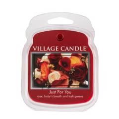 Аромавоск для аромаламп Village Candle Только для тебя 62г Время плавления: до 8 часов.