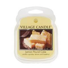 Аромавоск для аромаламп Village Candle Лимонный кекс   62г Время плавления: до 8 часов.