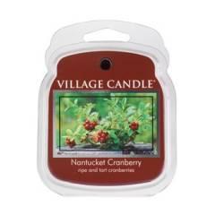 Аромавоск для аромаламп Village Candle Нанантийский клюквенный пирог 62г Время плавления: до 8 часов.