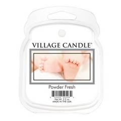 Аромавоск для аромаламп Village Candle Пудровая свежесть  62г Время плавления: до 8 часов.