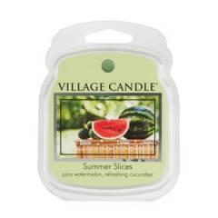 Аромавоск для аромаламп Village Candle Кусочки лета 62г  Время плавления: до 8 часов.