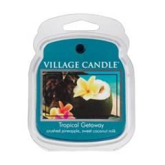 Аромавоск для аромаламп Village Candle Тропические Гаваи  62г Время плавления: до 8 часов.