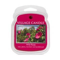 Аромавоск для аромаламп Village Candle Дикая роза  62г Время плавления: до 8 часов.
