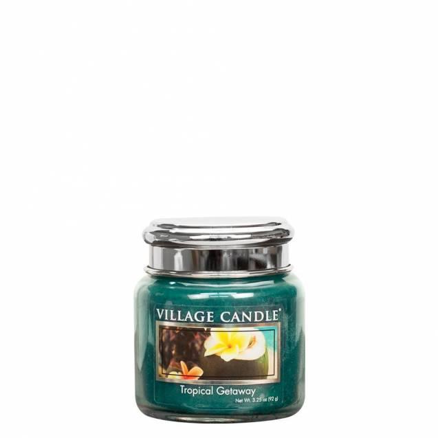 Свеча Village Candle Тропические Гавайи   (время горения до 25ч)